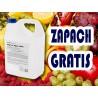 Płyn do wytwornicy dymu 5L LIGHT + ZAPACH GRATIS