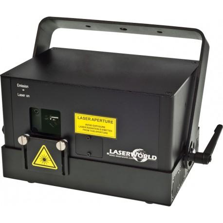 LASER Laserworld DS-1800RGB profesjonalny