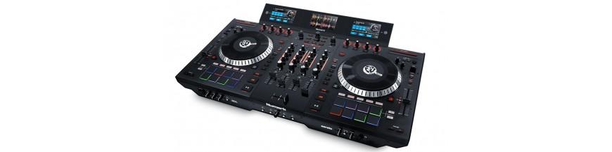 Kontrolery DJ