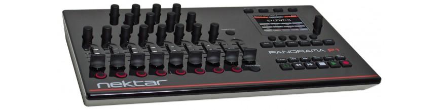Kontrolery MIDI/MP3