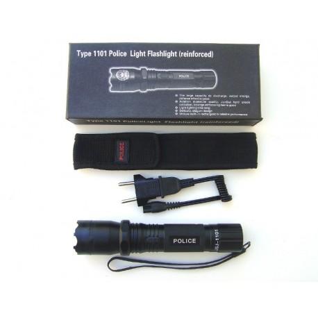 Latarka LED z paralizatorem Police-1101