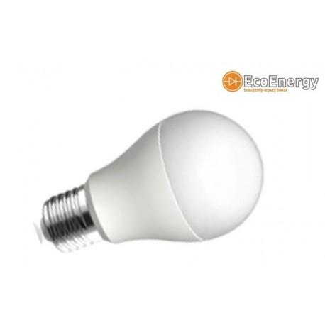 Żarówka E27 10W biała EcoEnergy