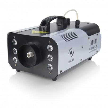WYTWORNICA DYMU FLM-1200 LED RGB + PILOT BEZPRZEWODOWY
