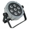 LED PAR Showtec Compact PAR 7 TRI