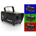 WYTWORNICA DYMU FLM-600 Z EFEKTEM LED R,G,B,W + PILOT