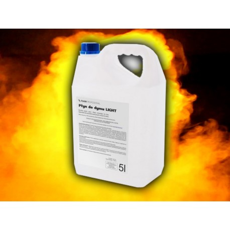 Płyn do wytwornicy dymu 5L LIGH PROFESSIONAL