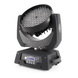 LED GŁOWICA RUCHOMA STRONG 108x3W RGBW WASH III ev