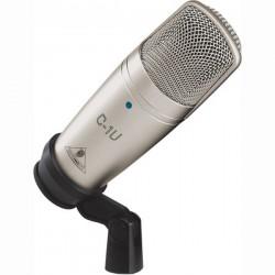 Mikrofon pojemnościowy na USB BEHRINGER C1U