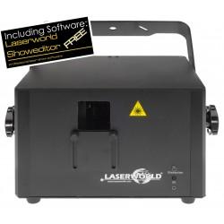 LASER Laserworld PRO-800RGB profesjonalny