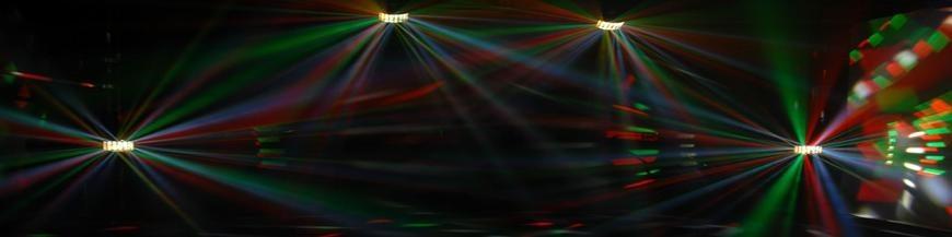 Efekty Dyskotekowe LED